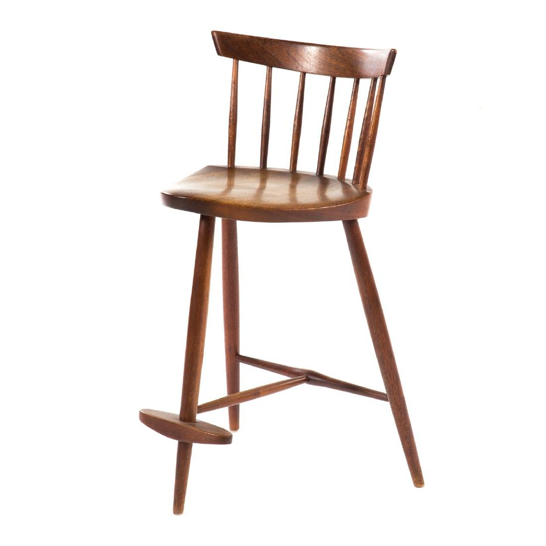 George Nakashima High Mira Chair - 2