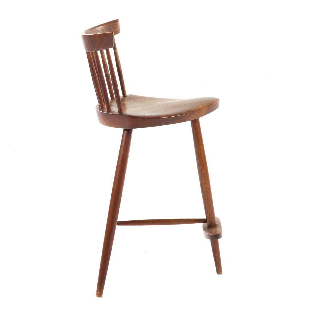 George Nakashima High Mira Chair - 3