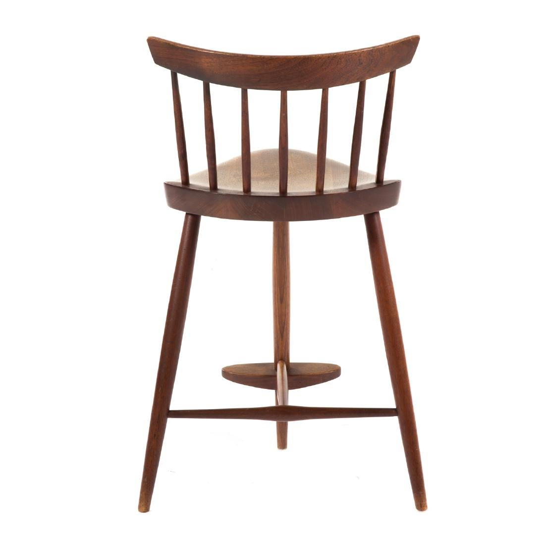 George Nakashima High Mira Chair - 4