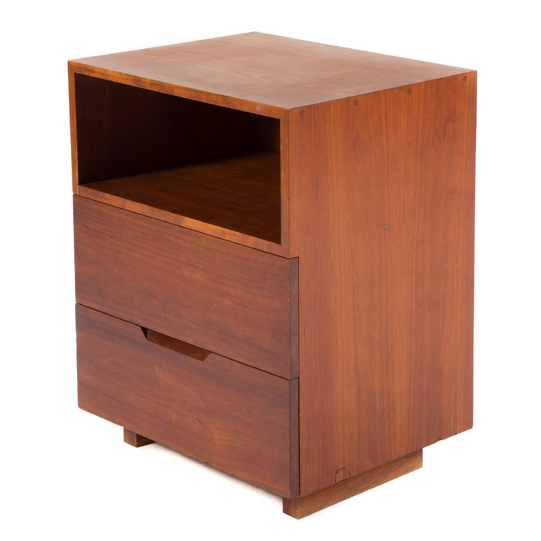 Attributed to George Nakashima. Custom Side Table - 2