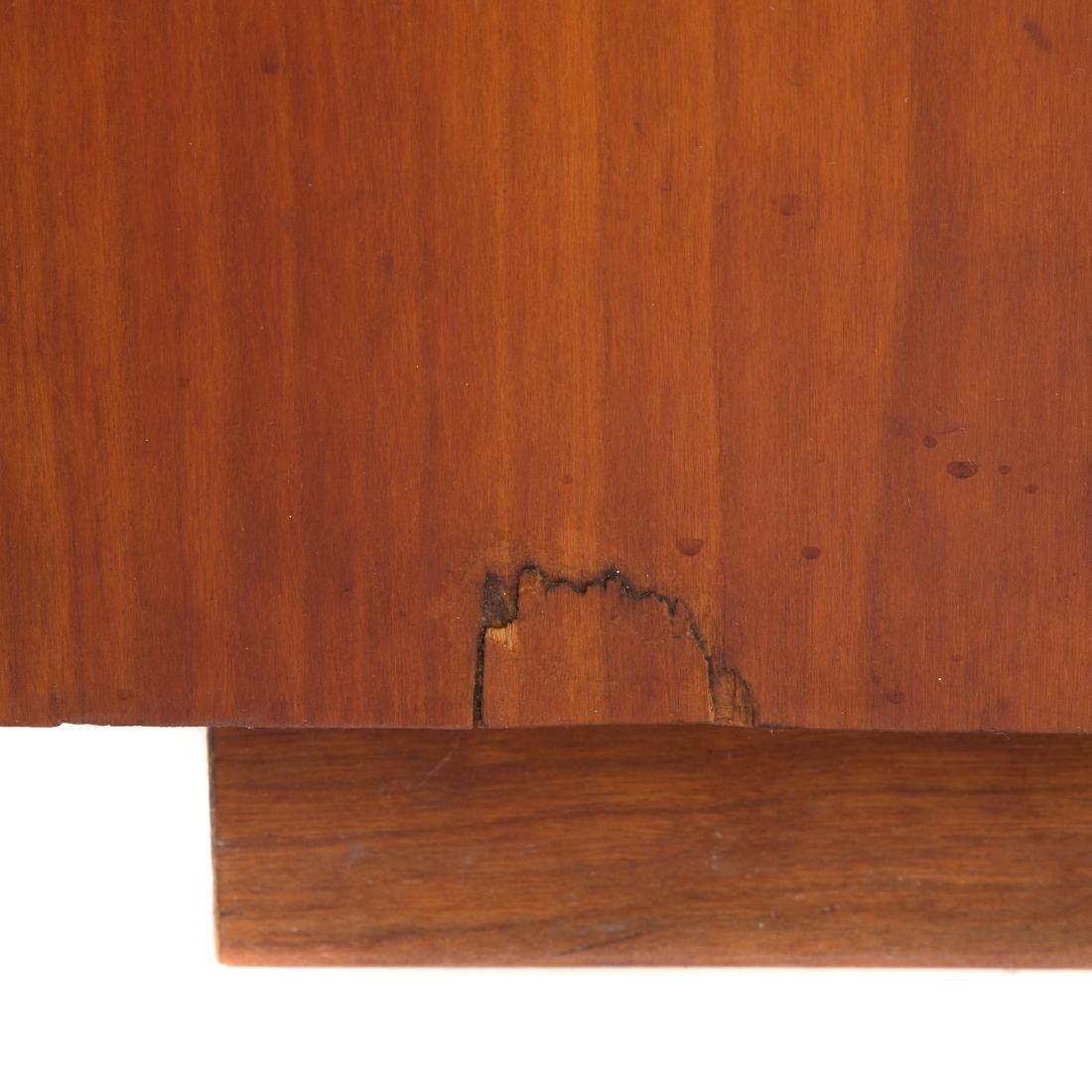 Attributed to George Nakashima. Custom Side Table - 5