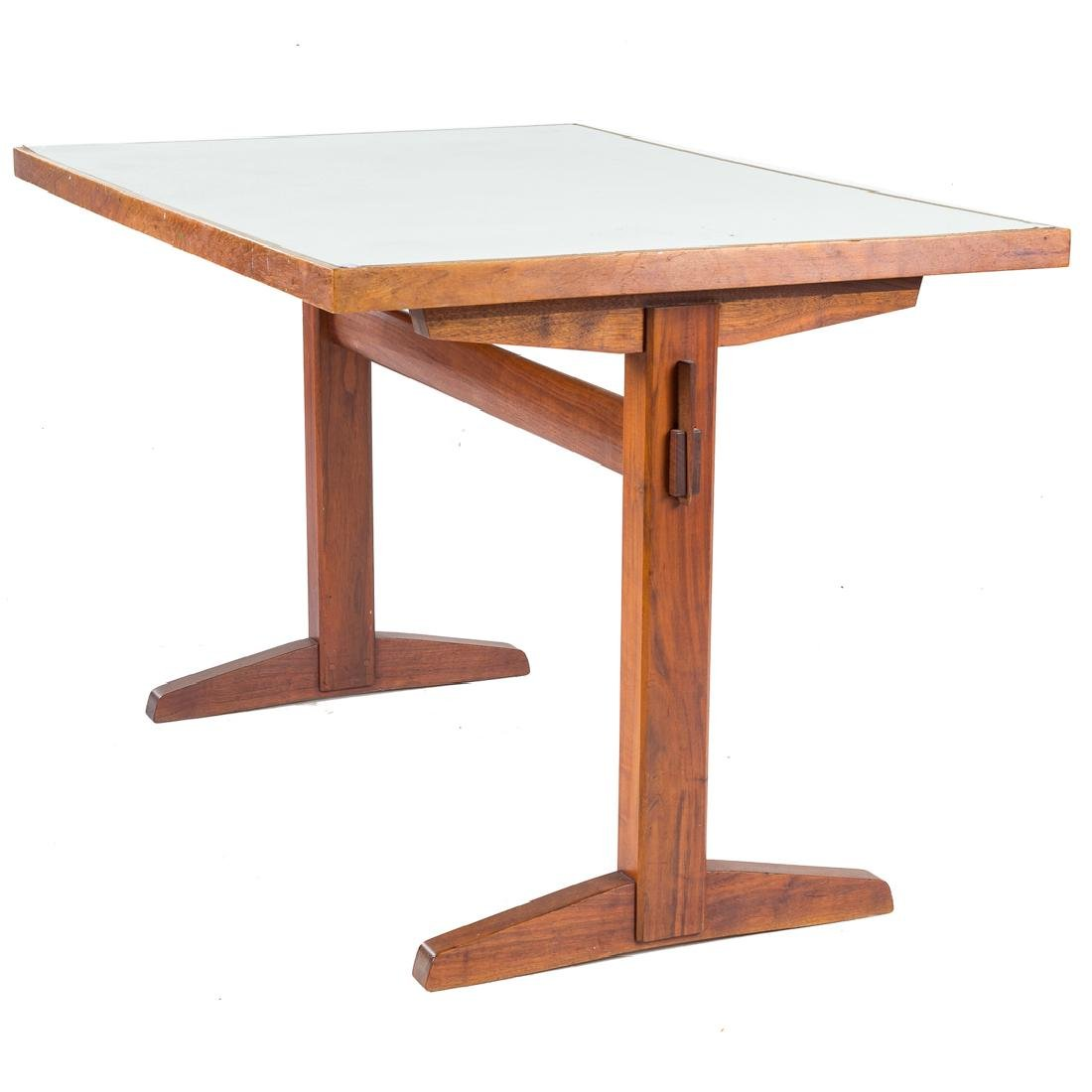 George Nakashima Custom Trestle Table Base