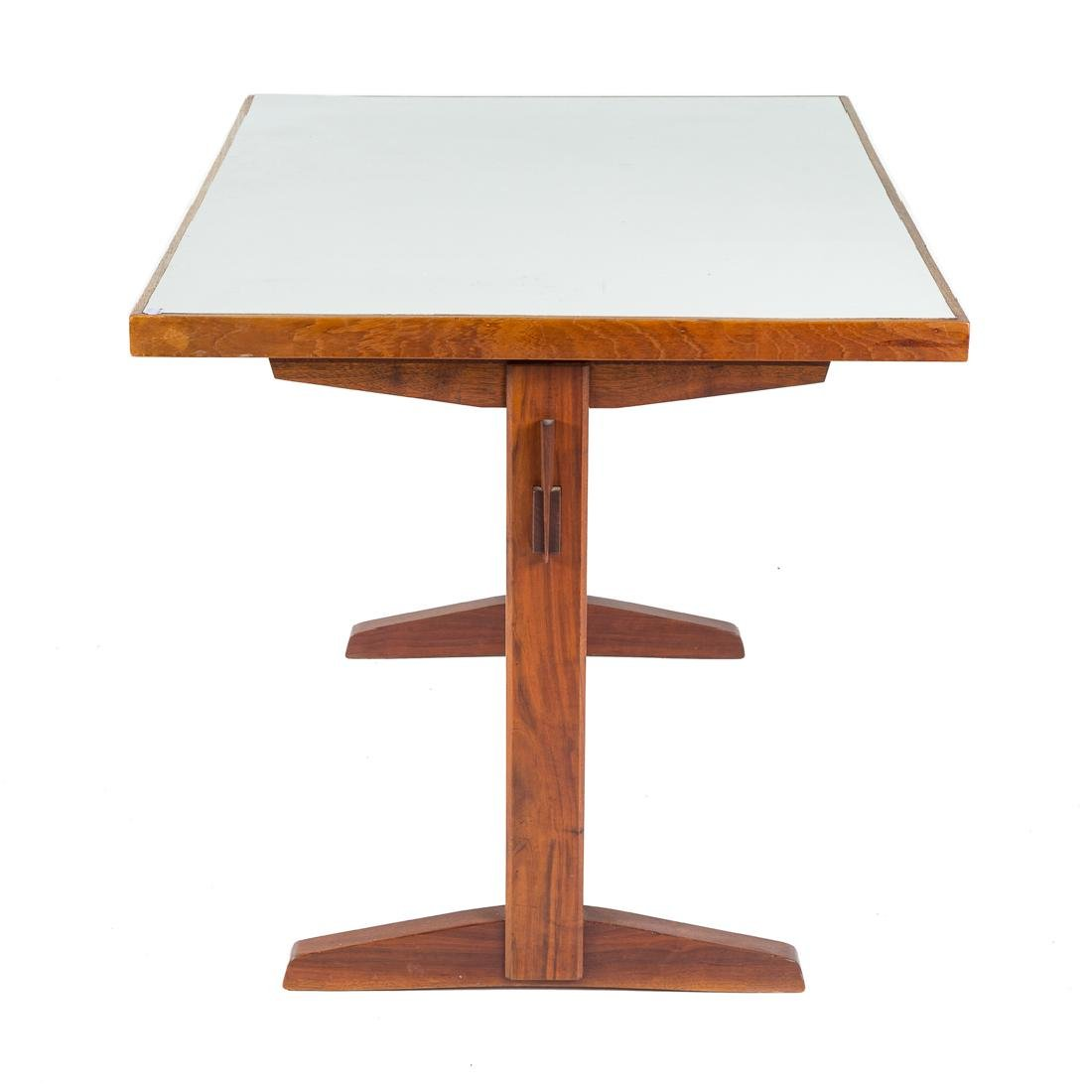 George Nakashima Custom Trestle Table Base - 2