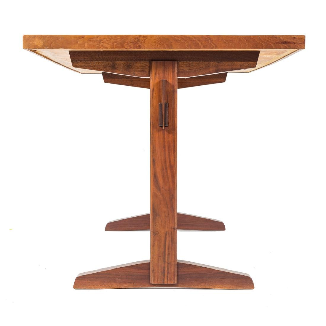 George Nakashima Custom Trestle Table Base - 3