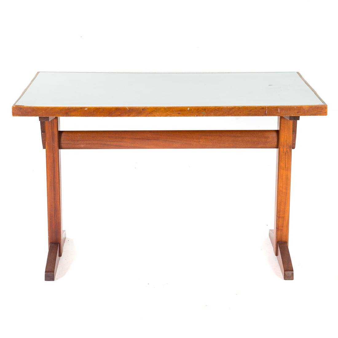 George Nakashima Custom Trestle Table Base - 4