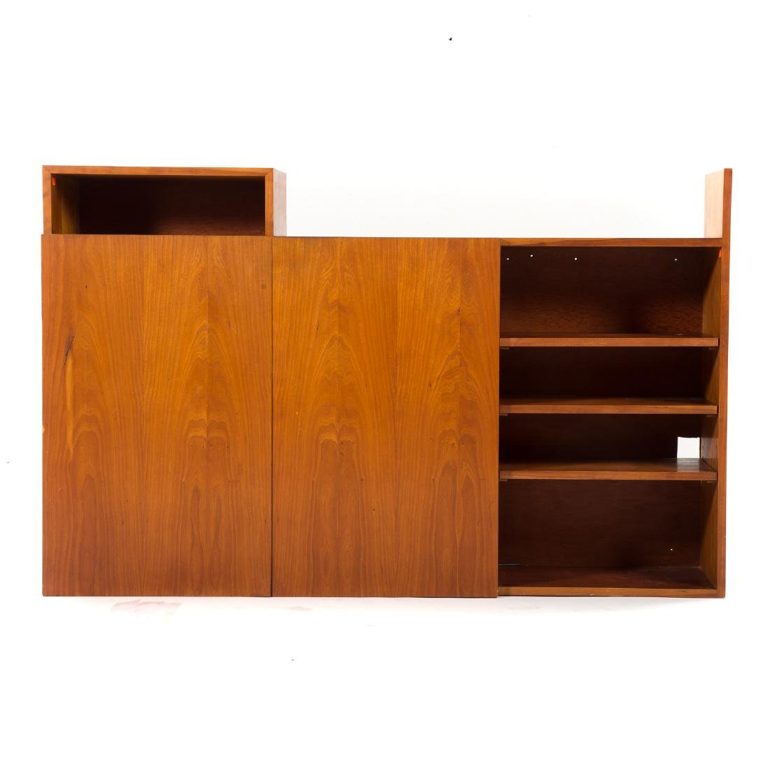 Attributed to George Nakashima.  Custom Wall Cabinet