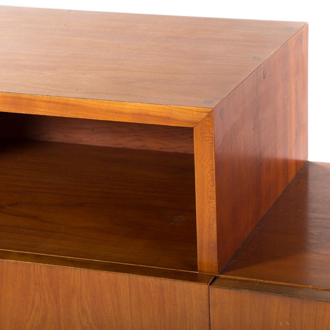 Attributed to George Nakashima.  Custom Wall Cabinet - 4