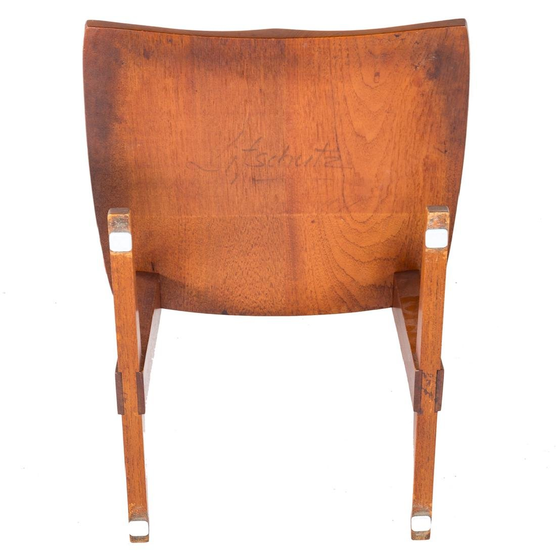 Set of Four George Nakashima Conoid Chairs - 5