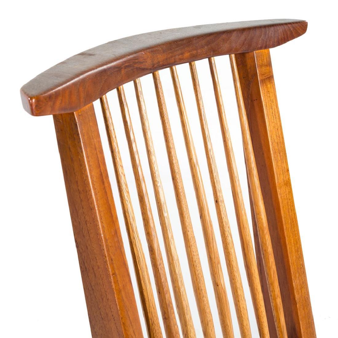Set of Four George Nakashima Conoid Chairs - 6