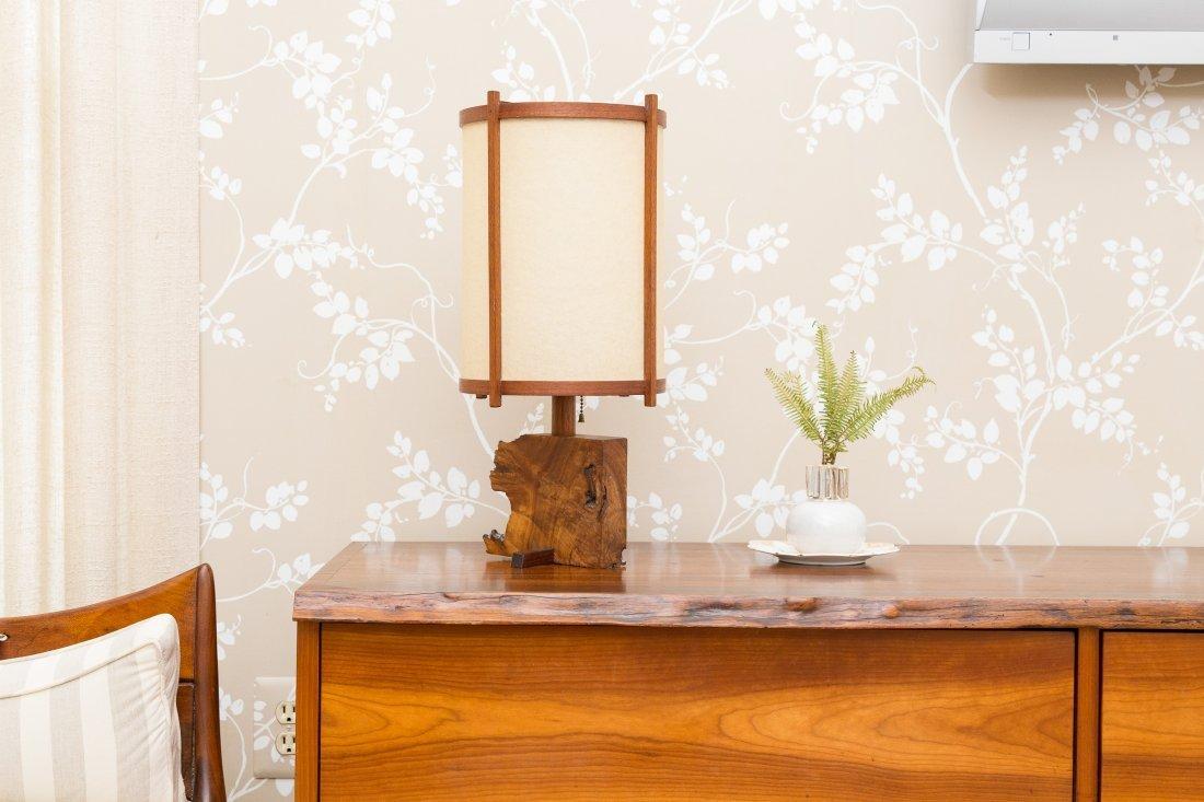 George Nakashima Desk Lamp - 10