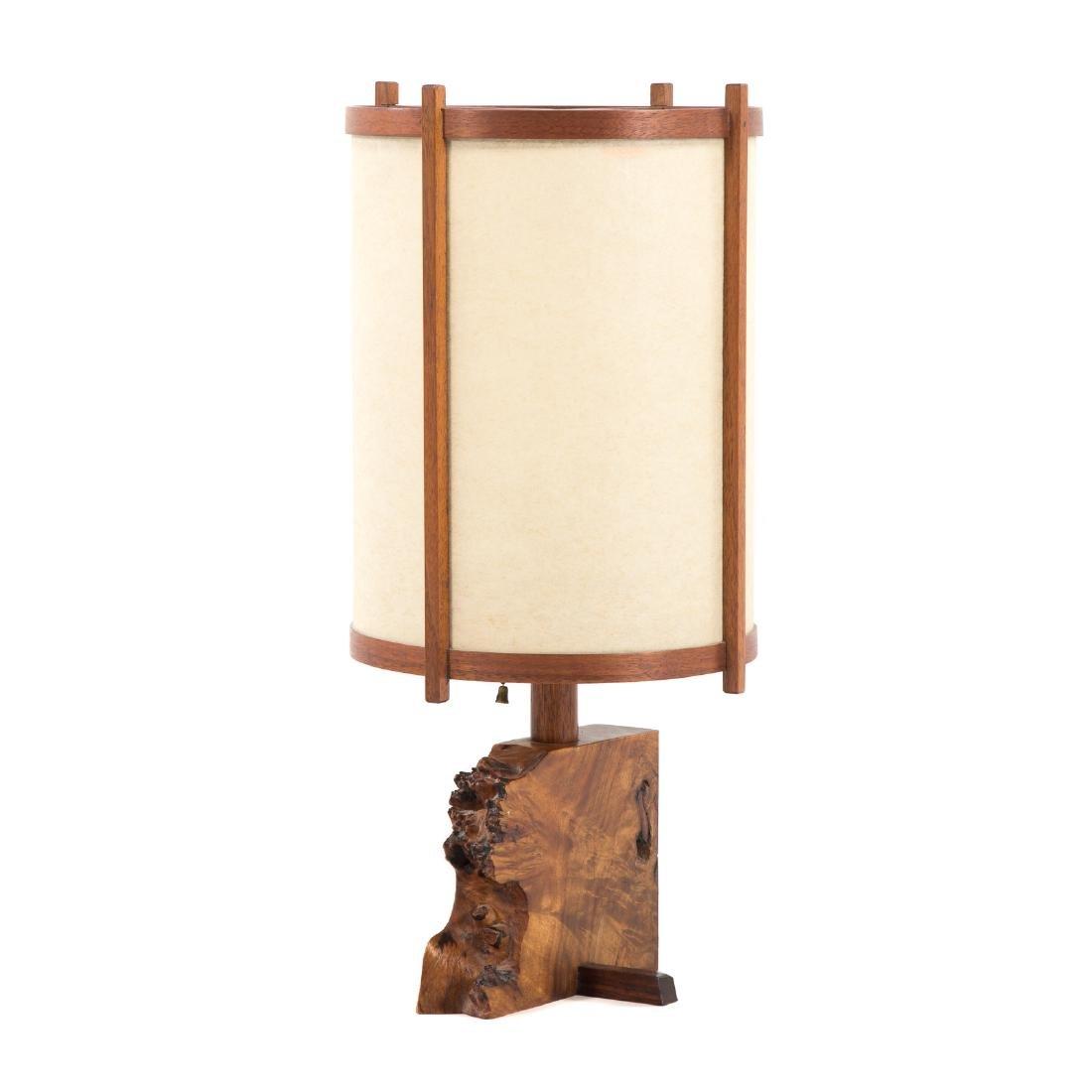 George Nakashima Desk Lamp - 2