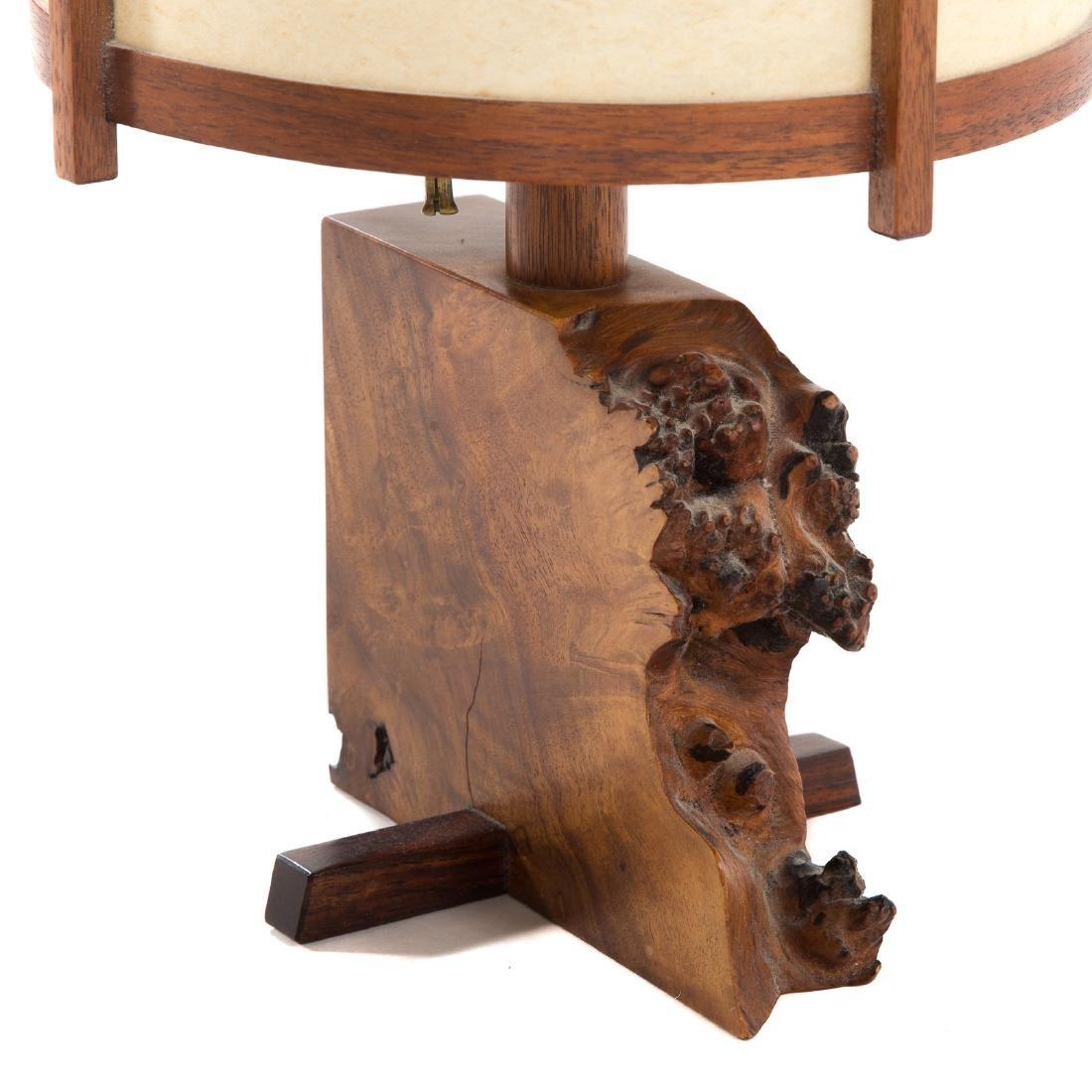 George Nakashima Desk Lamp - 5