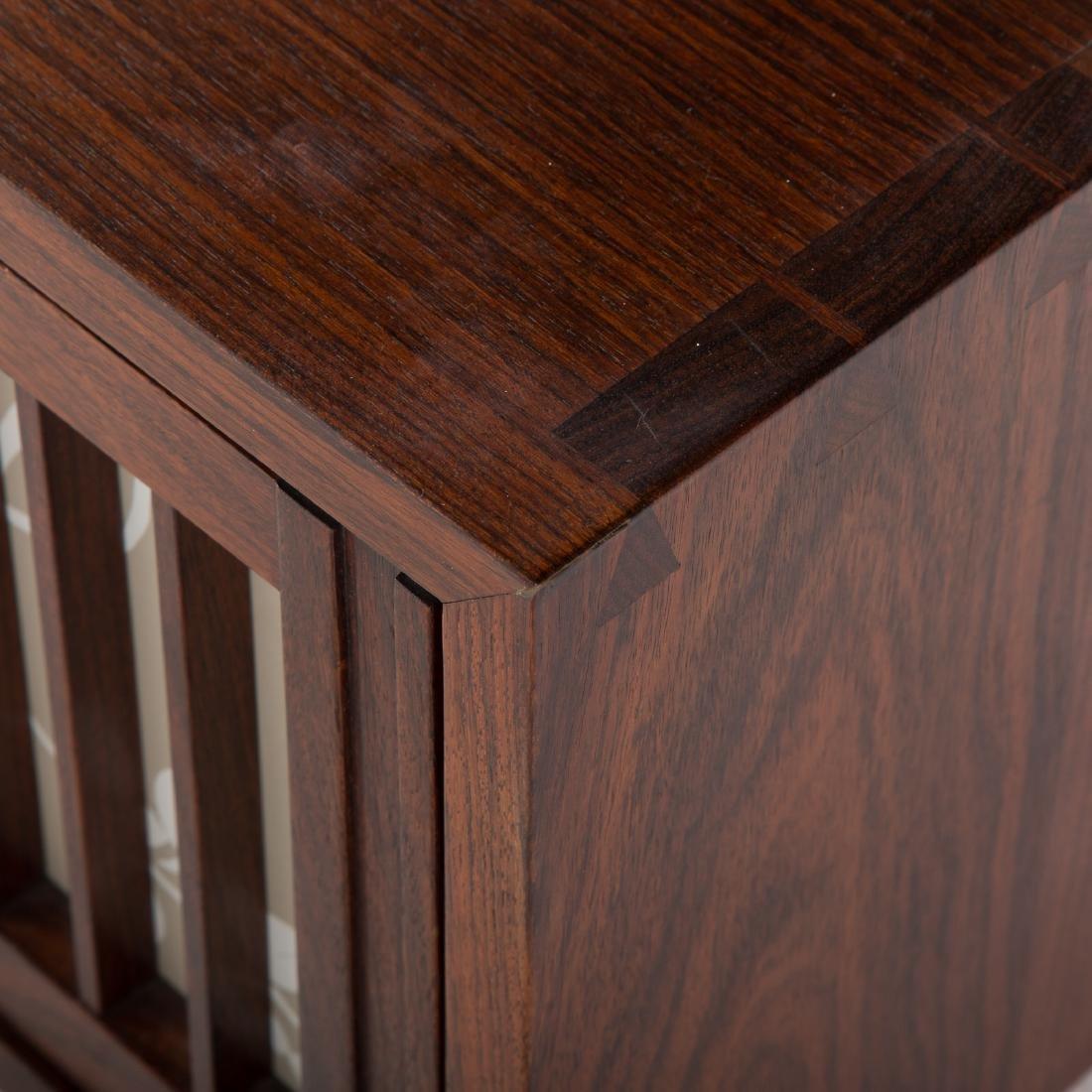 George Nakashima Custom Wall Case - 6