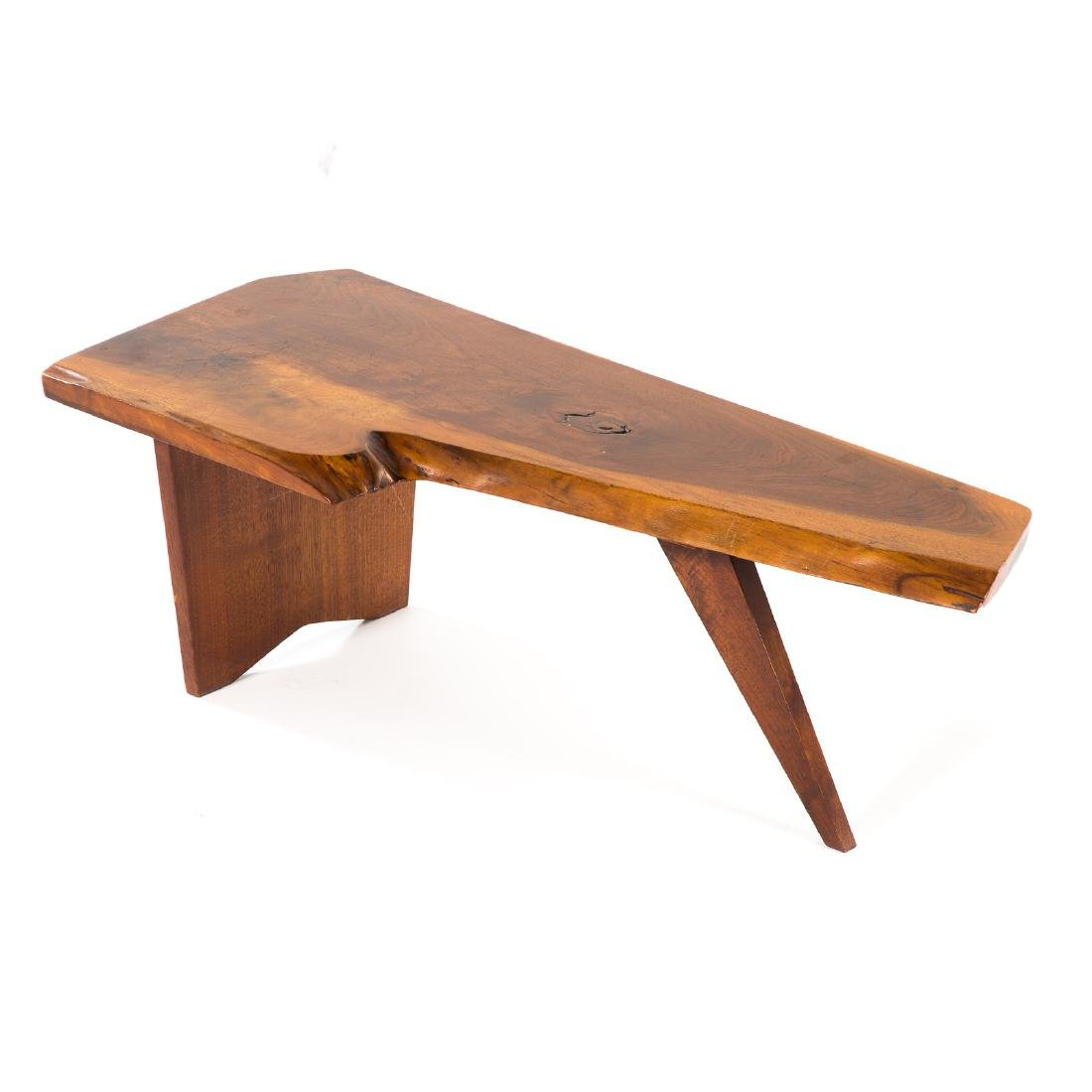 George Nakashima Custom Slab Table