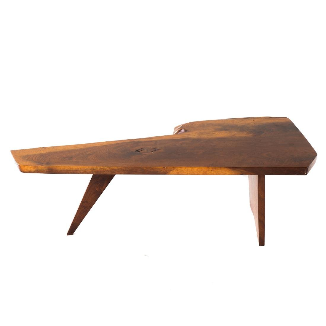 George Nakashima Custom Slab Table - 4