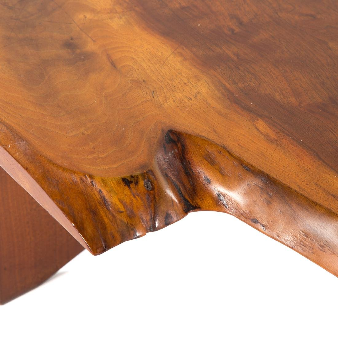 George Nakashima Custom Slab Table - 6