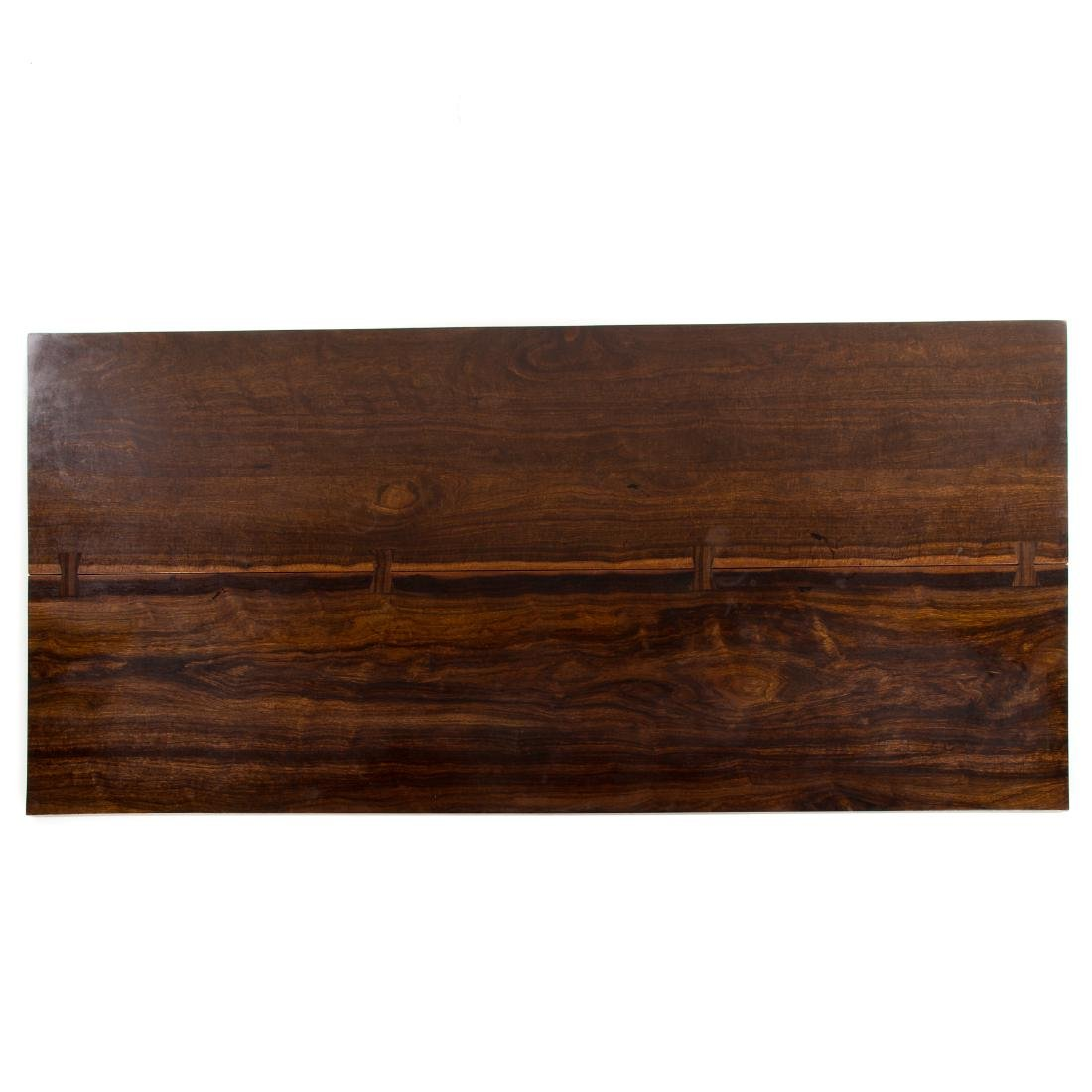 George Nakashima Laurel-top Trestle Dining Table - 3