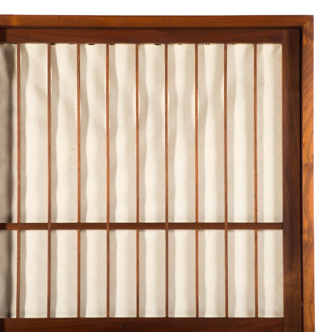George Nakashima Triple Cabinet With Top Piece - 4