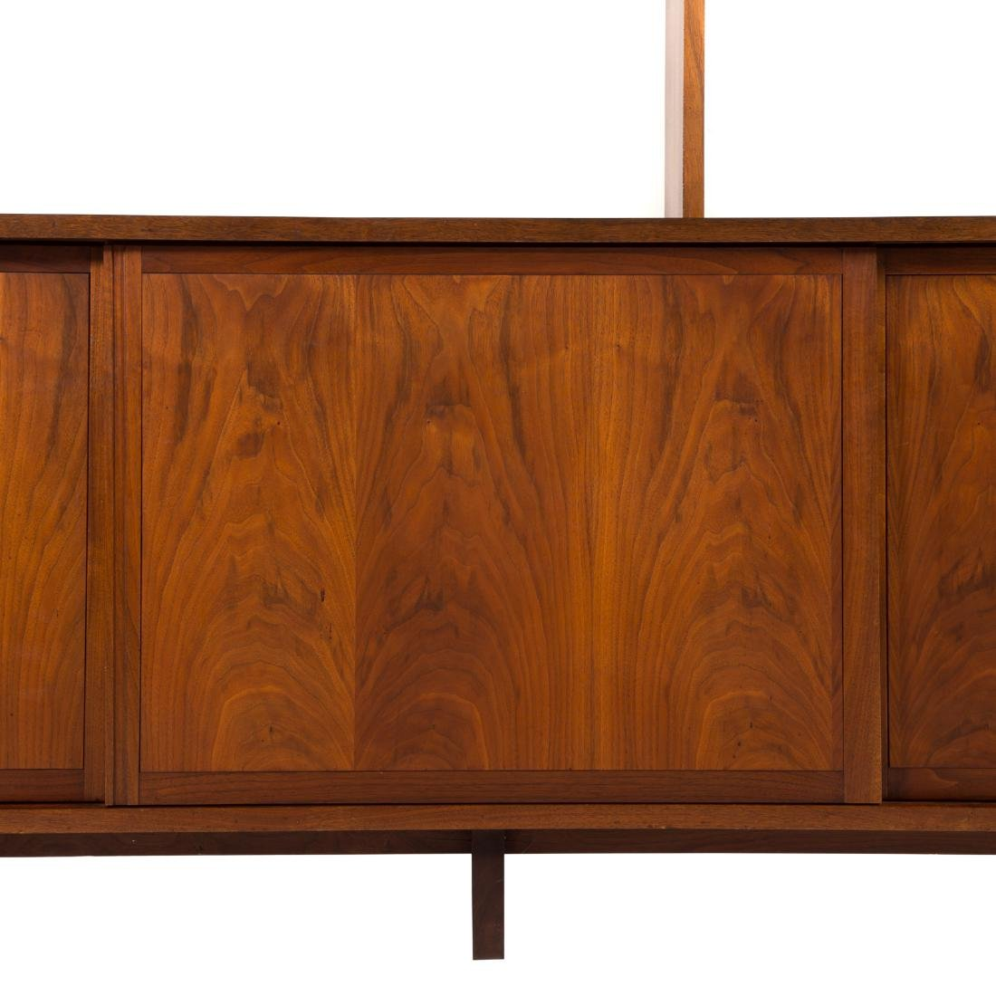 George Nakashima Triple Cabinet With Top Piece - 5