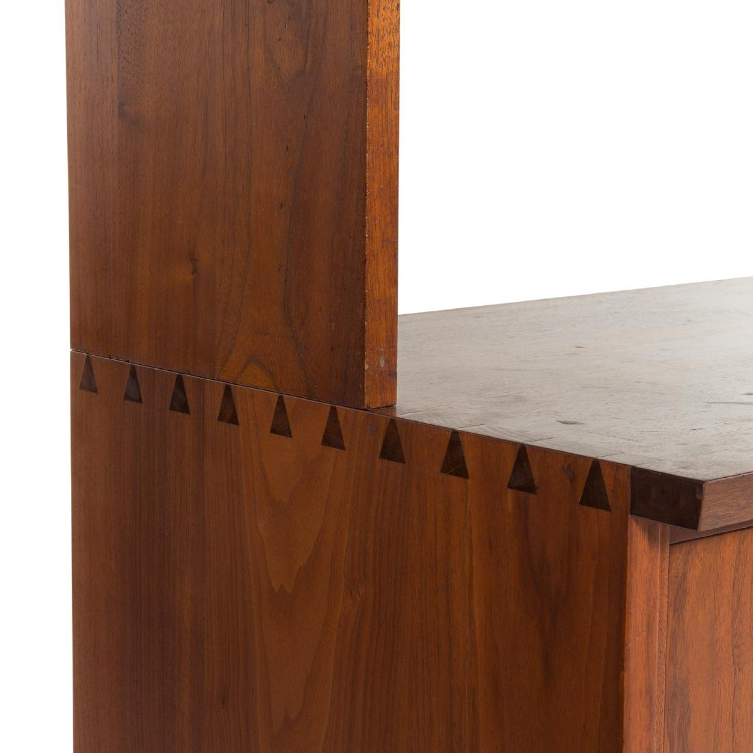 George Nakashima Triple Cabinet With Top Piece - 8