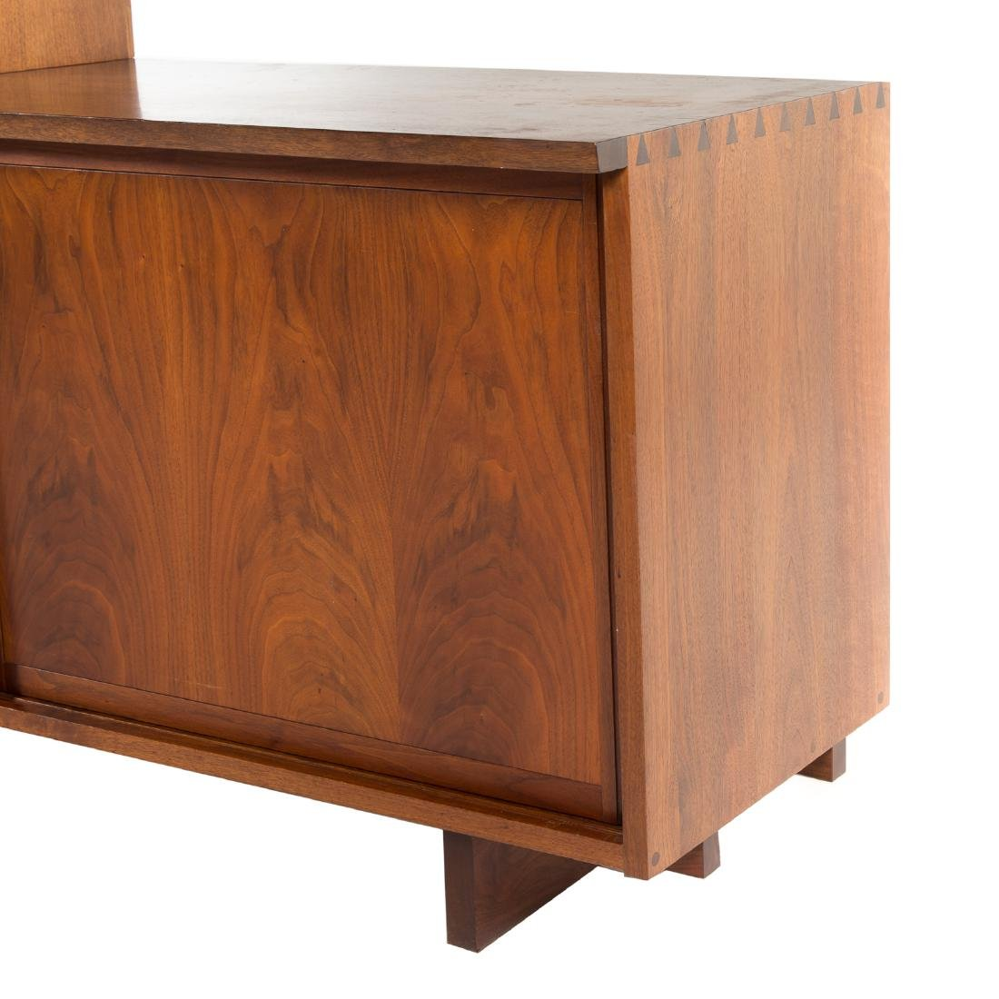 George Nakashima Triple Cabinet With Top Piece - 9