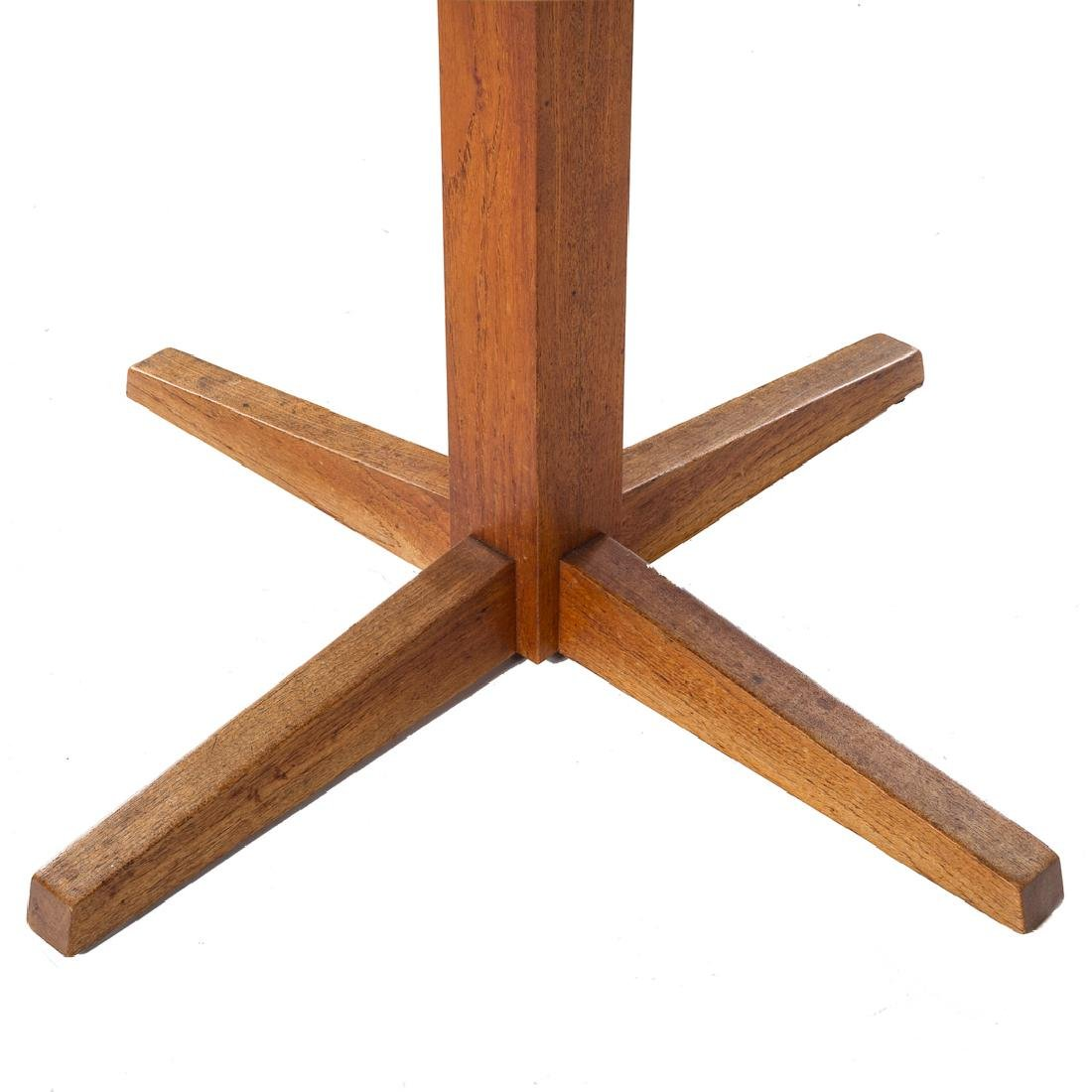 George Nakashima Round Pedestal Table - 5