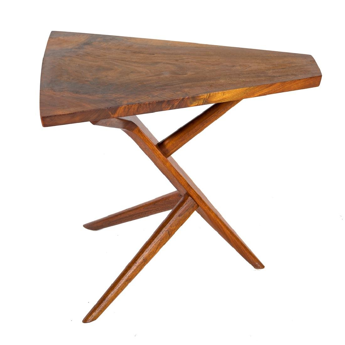 George Nakashima Conoid End Table