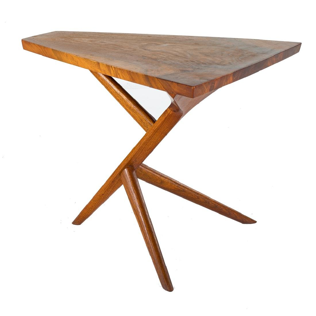 George Nakashima Conoid End Table - 5