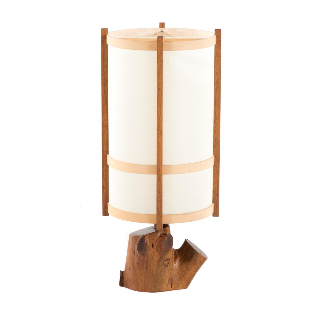 George Nakashima Table Lamp