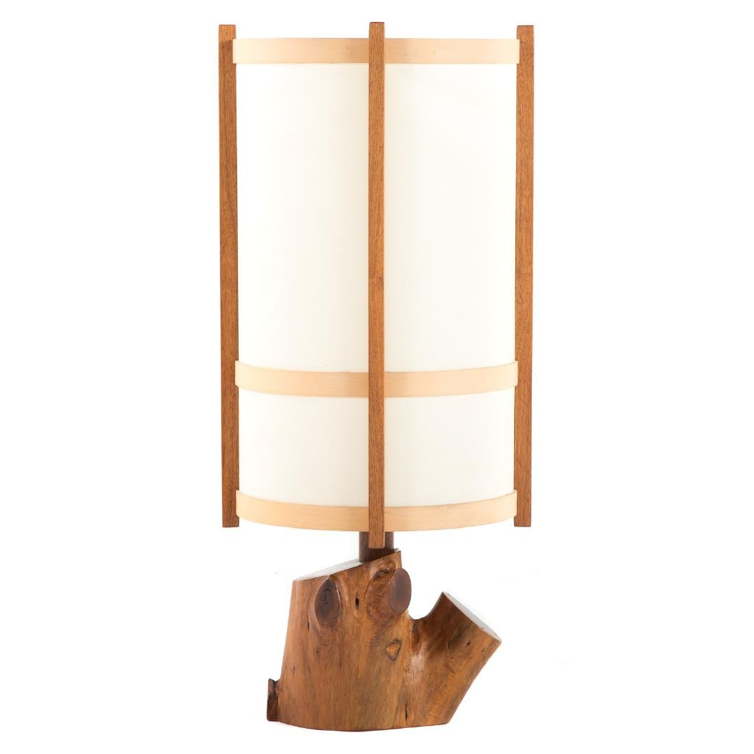 George Nakashima Table Lamp - 3