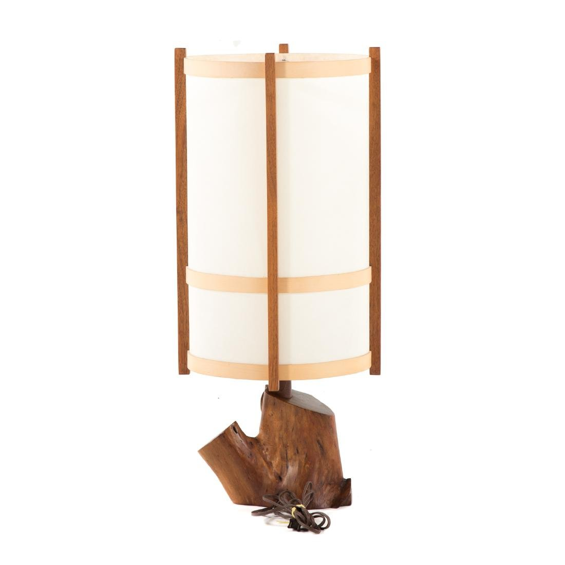 George Nakashima Table Lamp - 4