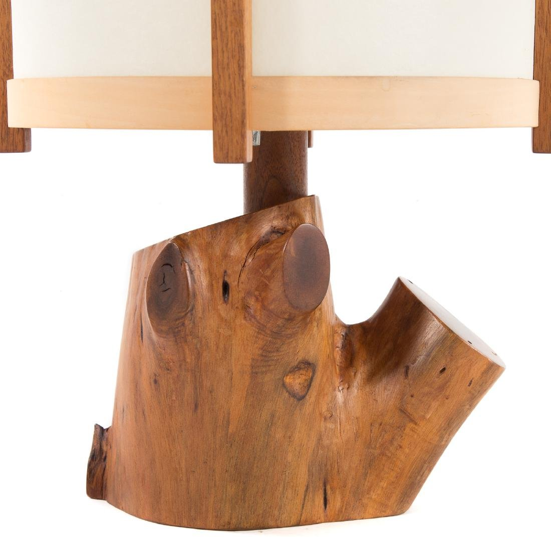 George Nakashima Table Lamp - 5