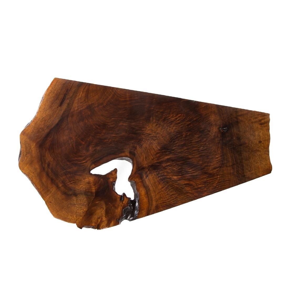 George Nakashima Slab Side Table - 3
