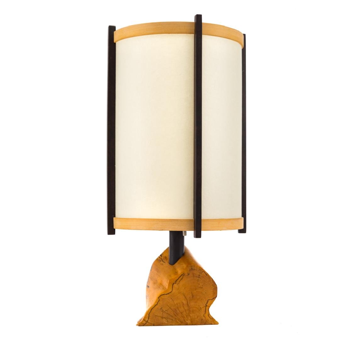 George Nakashima Desk Lamp