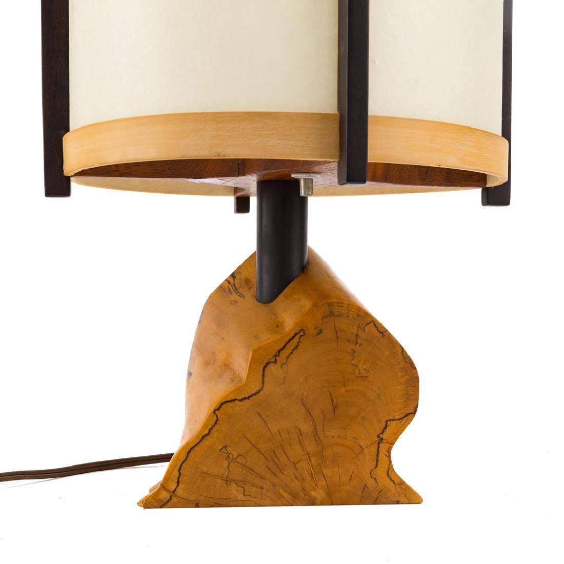 George Nakashima Desk Lamp - 3