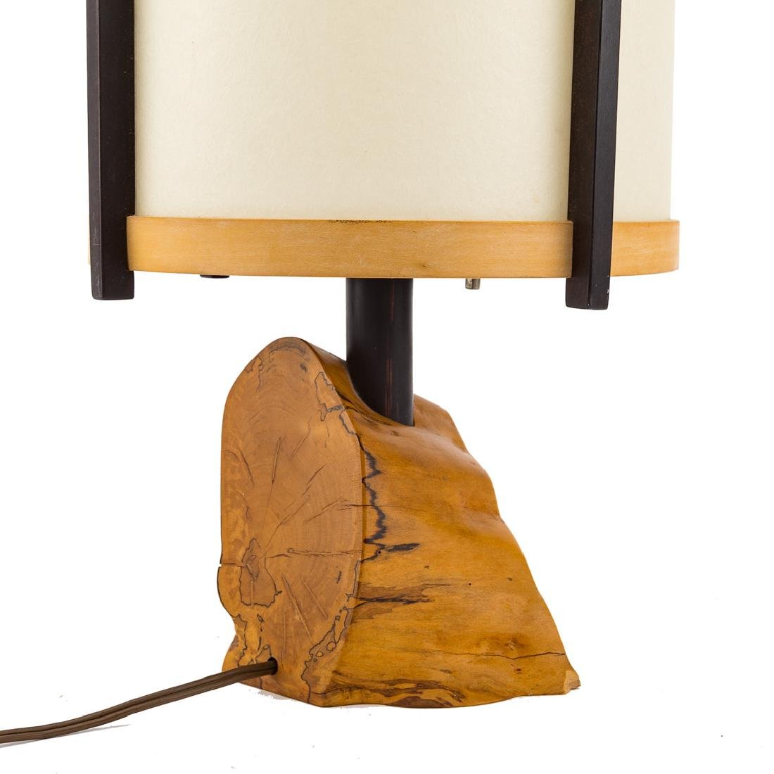 George Nakashima Desk Lamp - 4