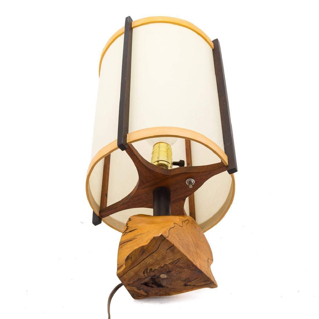 George Nakashima Desk Lamp - 5