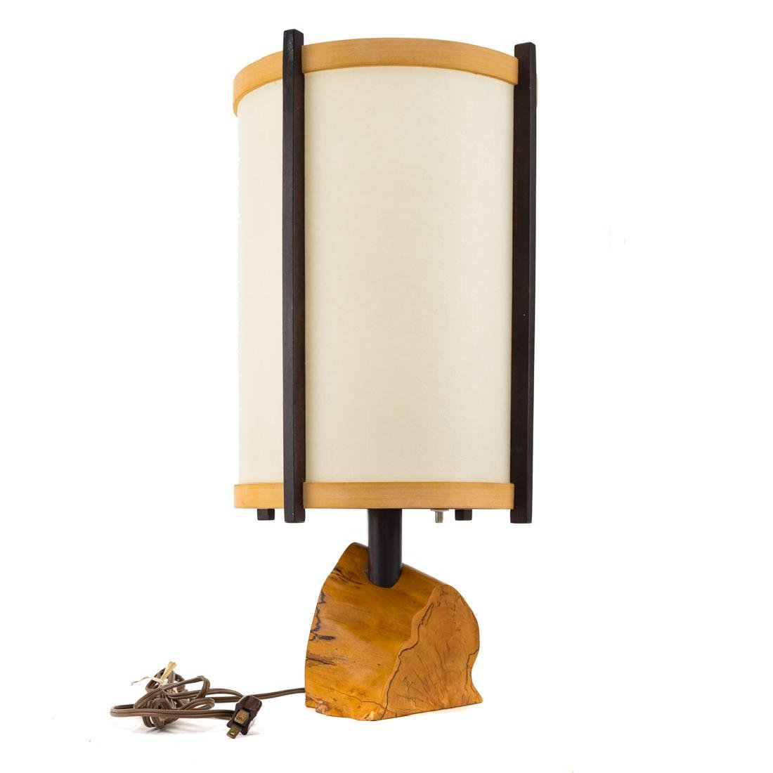 George Nakashima Desk Lamp - 6
