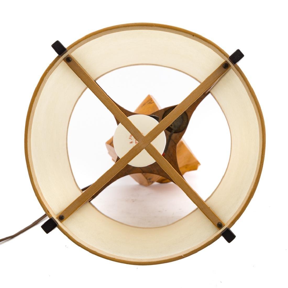 George Nakashima Desk Lamp - 8