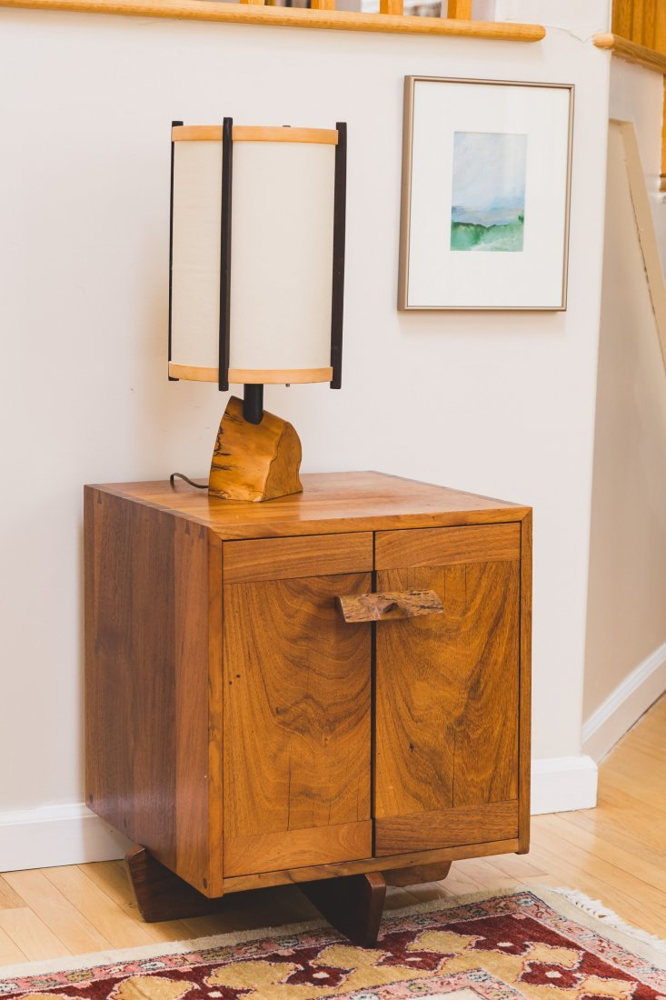 George Nakashima Desk Lamp - 9