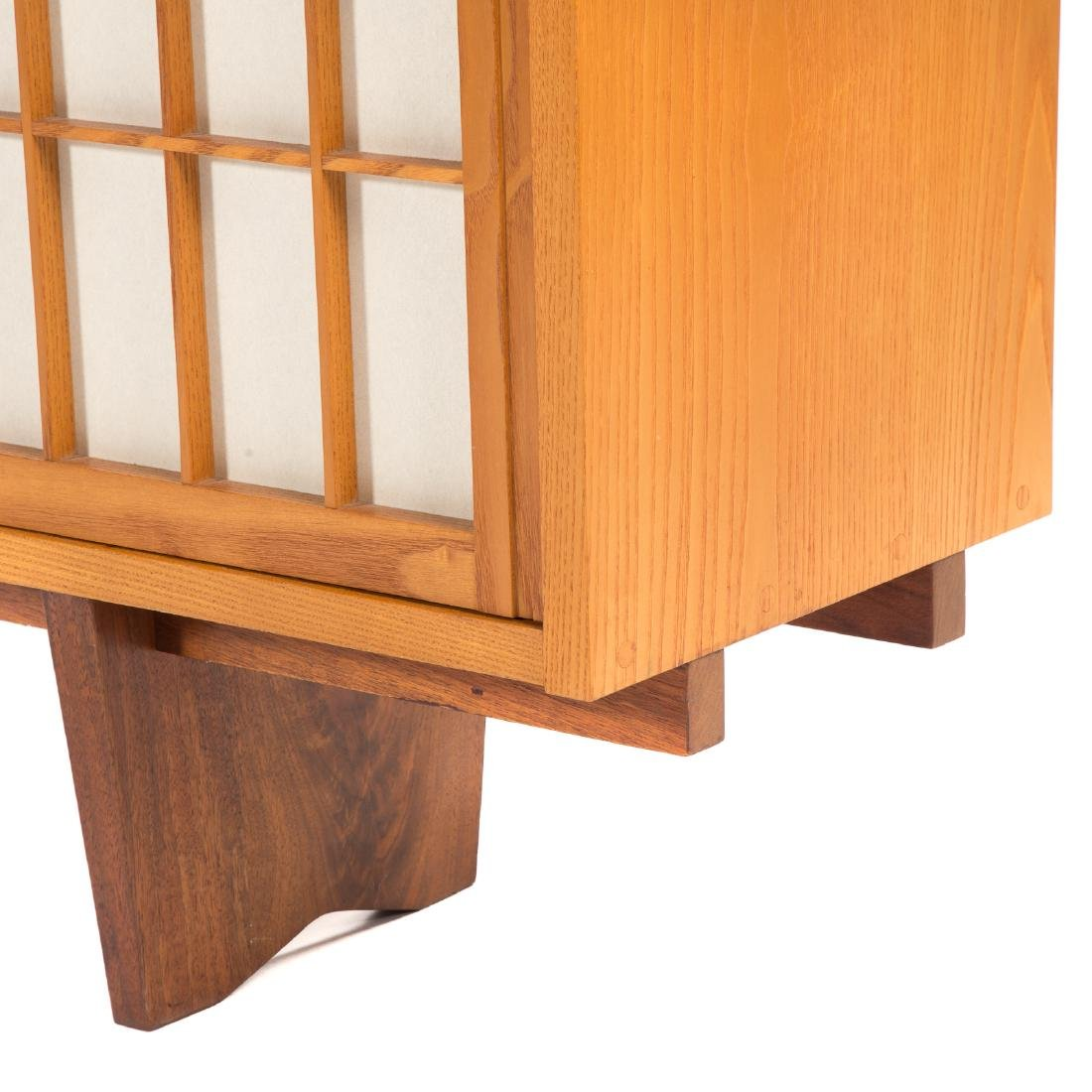 George Nakashima Triple Cabinet - 7