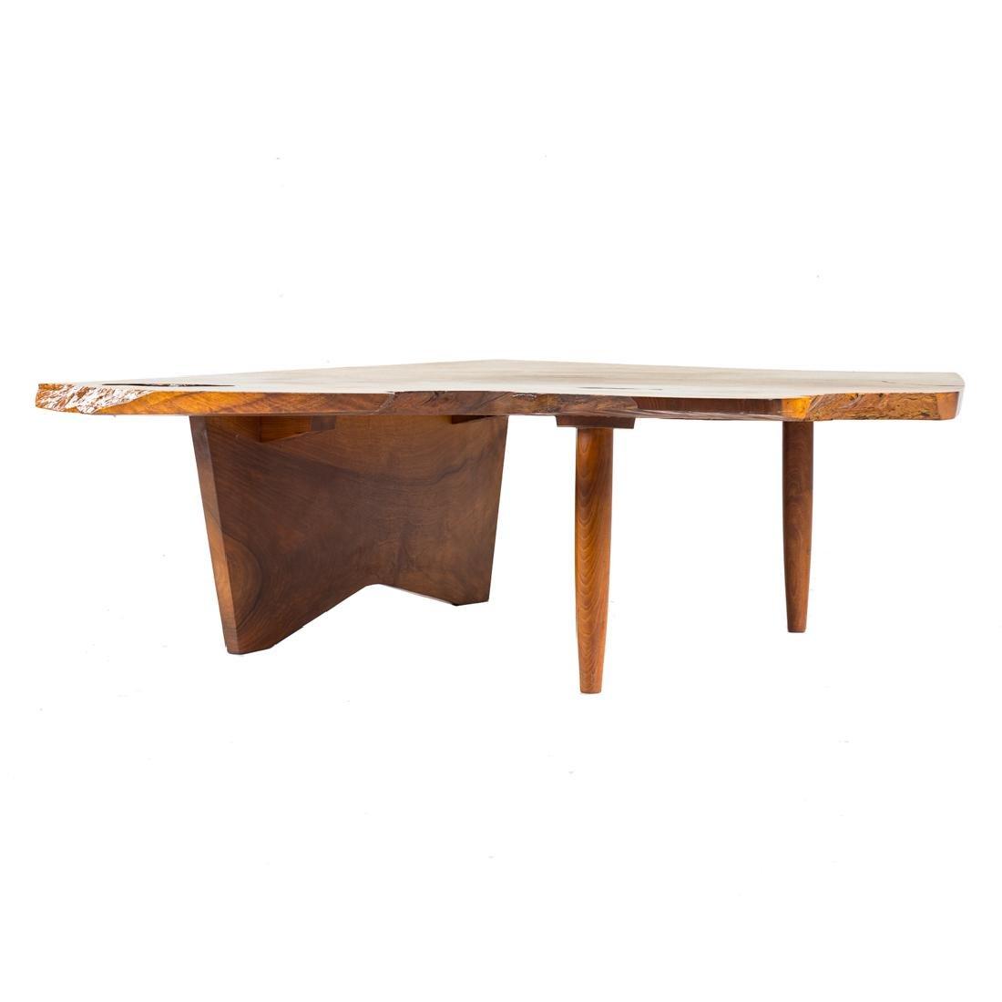George Nakashima Conoid Coffee Table - 2