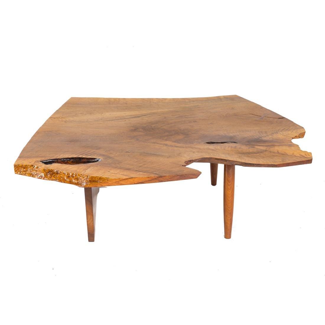 George Nakashima Conoid Coffee Table - 4