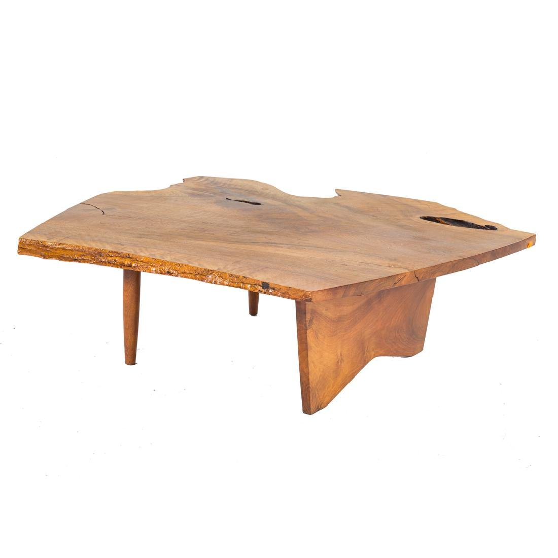George Nakashima Conoid Coffee Table - 8