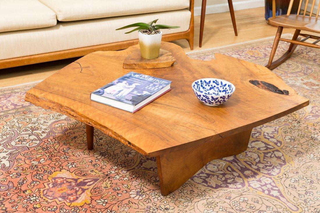 George Nakashima Conoid Coffee Table - 9