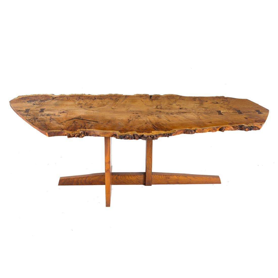 George Nakashima Important Minguren I Coffee Table - 2