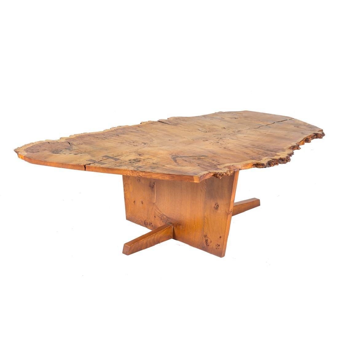 George Nakashima Important Minguren I Coffee Table - 3