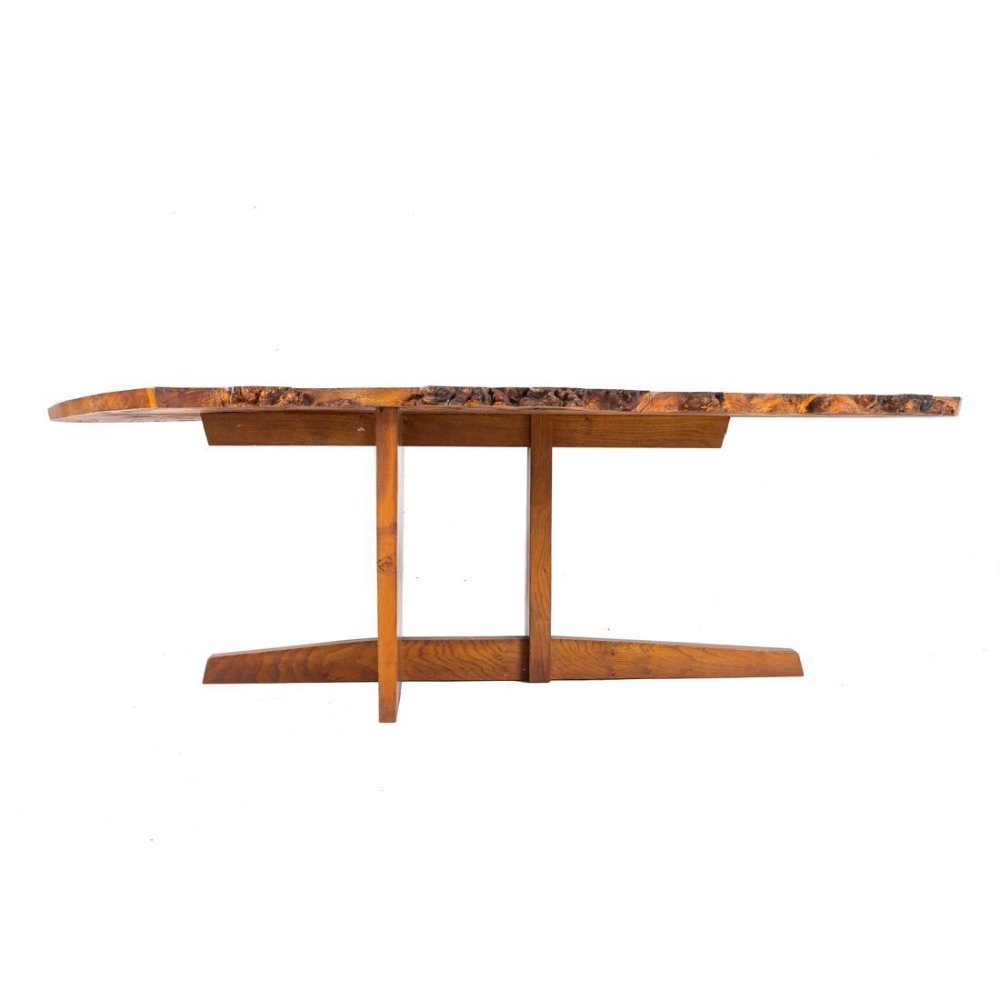 George Nakashima Important Minguren I Coffee Table - 5