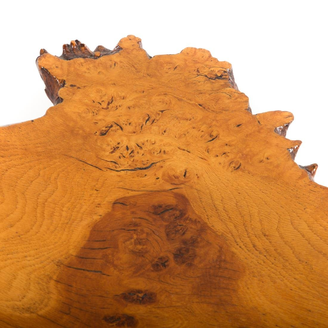 George Nakashima Slab Coffee Table - 7