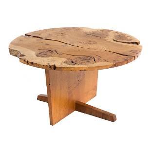 George Nakashima Renowned Minguren I Coffee Table